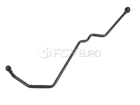 Volvo Turbocharger Oil Line (S80) - Genuine Volvo 9497311