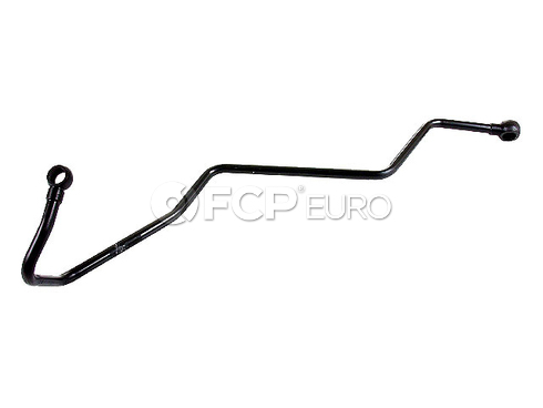Volvo Turbocharger Oil Line (S70 V70 C70) - Genuine Volvo 9497313