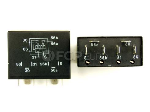 Saab Headlight Relay (900 9000) - KAE 9553546