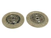 BMW Clutch Friction Disc (240mm) - Sachs 1861448334