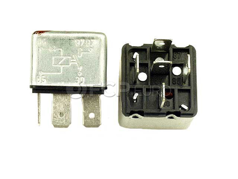 Jaguar Multi Purpose Relay (XJS) - Bosch 0332014112