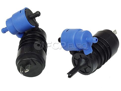 VW Windshield Washer Pump (Corrado Eurovan Golf Passat) CRP - 333955651