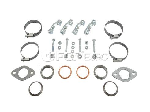 VW Exhaust Muffler Gasket Set (Fastback Squareback) - H J Schulte 341298003