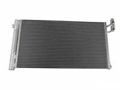 BMW A/C Condenser - Behr 351302621