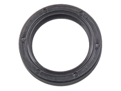 BMW Manual Transmission Output Shaft Seal - Elring 23128742716