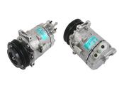 Saab A/C Compressor (9-3) - OE Supplier 12758381