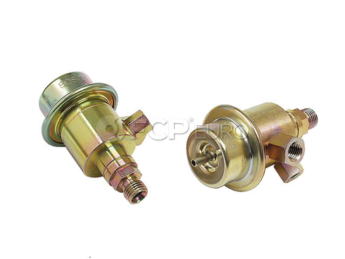 VW Fuel Pressure Regulator (Jetta Quantum Fox Golf Scirocco) - Bosch 0438161010