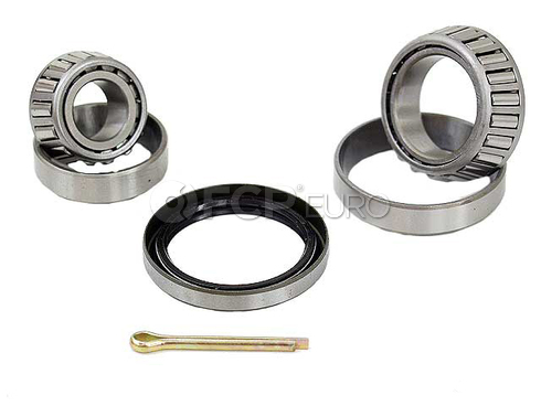 BMW Wheel Bearing Kit Front (320i 2002 1602) - Febi 31211107447