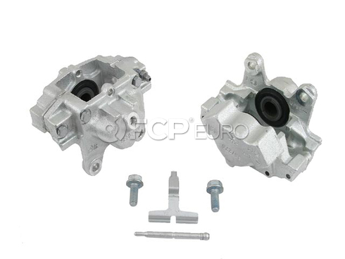 Mercedes Brake Caliper Rear Left (C280 SLK230 SLK320 C230) - ATE 0014205083