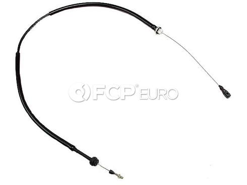 Audi Accelerator Cable (200 Quattro 5000 Quattro 200) - Gemo 447721555