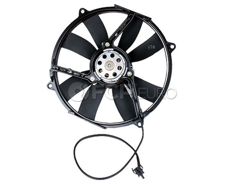 Mercedes Auxiliary Fan Assembly - VDO 0015001393