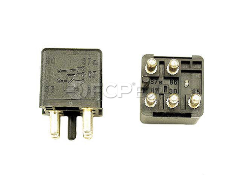 Mercedes Multi Purpose Relay - Genuine Mercedes 0015420219