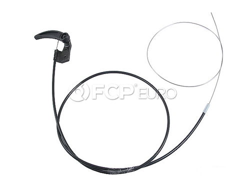 VW Hood Release Cable (Scirocco) - Gemo 533823531