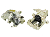 VW Brake Caliper Rear Left (Corrado Golf Jetta Passat Quantum) - Lucas 535615423