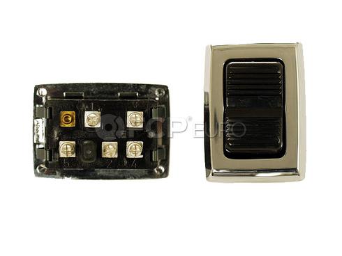 Mercedes Door Window Switch - Genuine Mercedes 0018215151