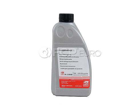 Mercedes Power Steering Fluid (E300 E320 E420 E430 E55 AMG) - Febi 0019892003