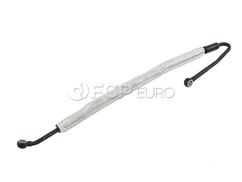 BMW Power Steering Pressure Hose (E38 750iL) - Genuine BMW 32411141854