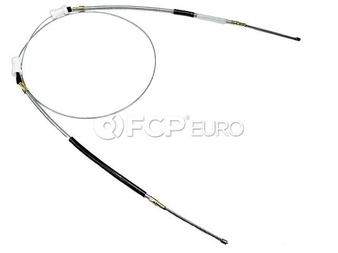 Audi Parking Brake Cable (Coupe 4000 Fox) - Cofle 811609721