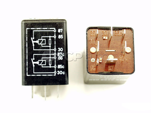 Porsche Multi Purpose Relay (911) - Genuine Porsche 811951253