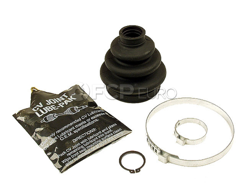 BMW CV Joint Boot Kit Rear Outer - Genuine BMW 33211229376