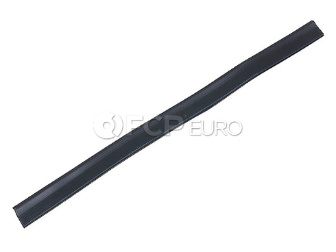 VW Door Window Lift Rail Seal Front - 831837565