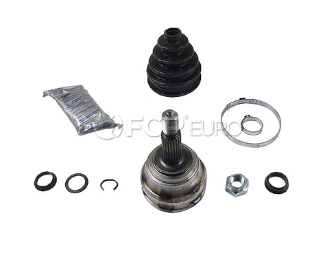 Audi Drive Shaft CV Joint Kit Outer (90 Cabriolet Coupe Quattro) - GKNLoebro 893498099