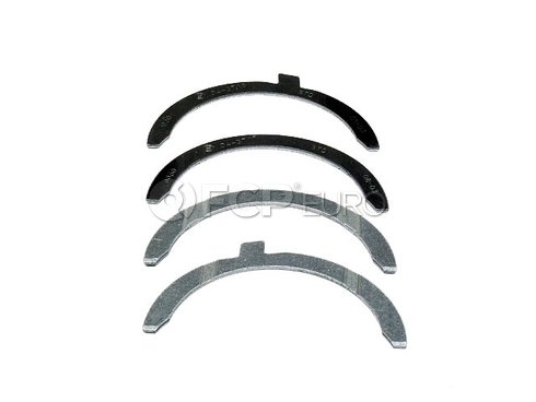 VW Audi Crankshaft Thrust Washer Set - Glyco 021198421