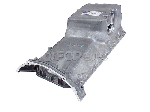 Mercedes Oil Pan (190E) - Genuine Mercedes 1020104213