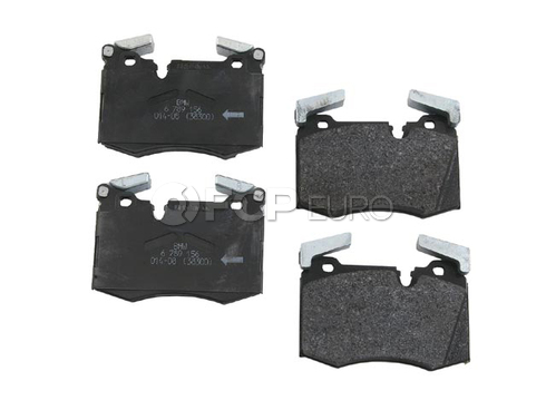 Mini Cooper Brake Pad Front Front - Genuine Mini 34116789157