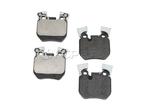 BMW Brake Pad Set (E82 E88) - Genuine BMW 34216791421