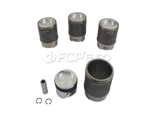 VW Piston Set (Vanagon Transporter) - 025198075