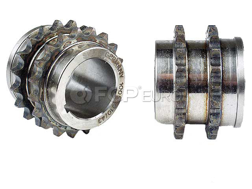 Mercedes Timing Crankshaft Gear (190E 260E 300E 300SE) - Swag 1030520003