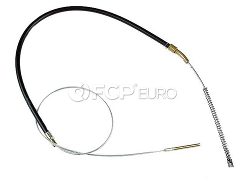 BMW Parking Brake Cable Rear (320i) - Gemo 34411114215