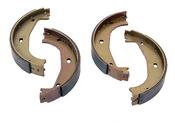 BMW Parking Brake Shoe Rear - Febi 34411159467