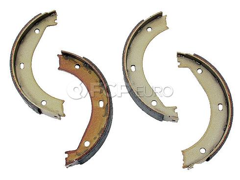 BMW Parking Brake Shoe Set - Febi 34411159468