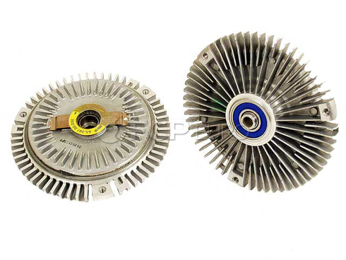 Mercedes Cooling Fan Clutch (260E 300SE 300SEL 300CE 190E) - Behr 1032000222