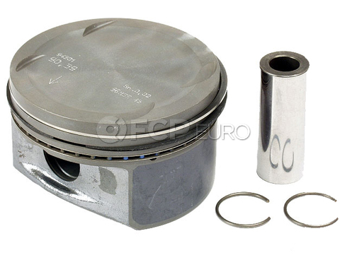 Mercedes Piston w/Rings (SL320 300CE E320 S320) - Kolbenschmidt 1040306817