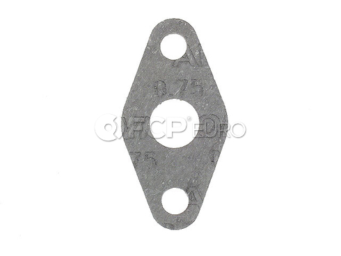 VW Turbocharger Oil Line Gasket (Jetta Passat Golf Beetle) - Reinz 028145757