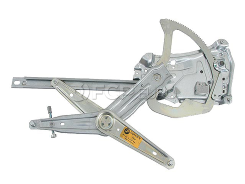 BMW Window Regulator Front Left (E36 Z3) - Genuine BMW 51338410553