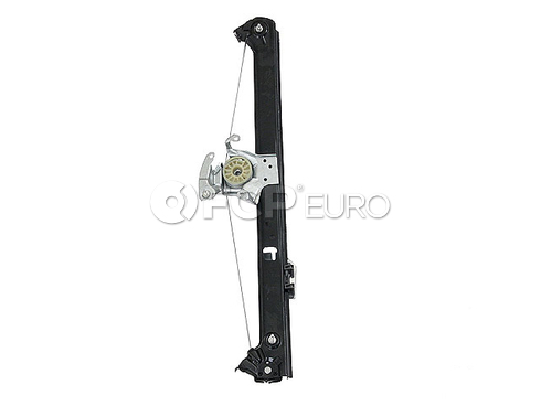 BMW Window Regulator Rear Right (E53) - Genuine 51357125060