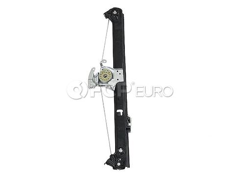 BMW Window Regulator Rear Right (E53) - Genuine 51357125060