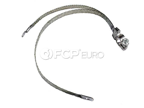 BMW Battery Cable Negative (2002 2002tii 1602) - Genuine BMW 61121350305