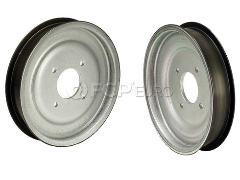 Mercedes Cooling Fan Clutch Pulley - Genuine Mercedes 1042050210