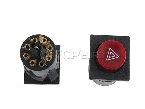 BMW Hazard Warning Switch (320i 733i) - Genuine BMW 61311364525