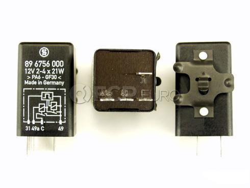 BMW Turn Signal Relay 4 Prong - Genuine BMW 61311365609