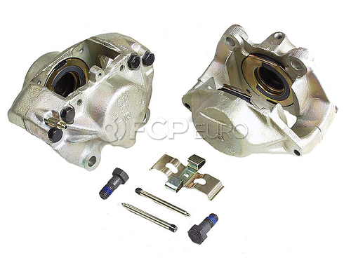 Mercedes Brake Caliper Front Left (380SL 380SLC 450SL 450SLC) - ATE 1074200083