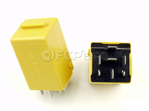 BMW Multi Purpose Relay - Genuine BMW 61311378052