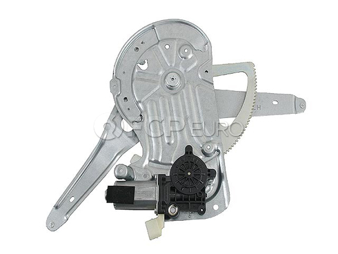 Volvo Window Regulator W/Motor Front Left (XC90) - Genuine Volvo 30784576