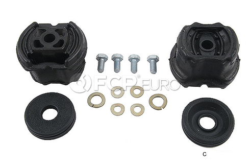 Mercedes Suspension Subframe Mounting Kit - Genuine Mercedes 1075860035