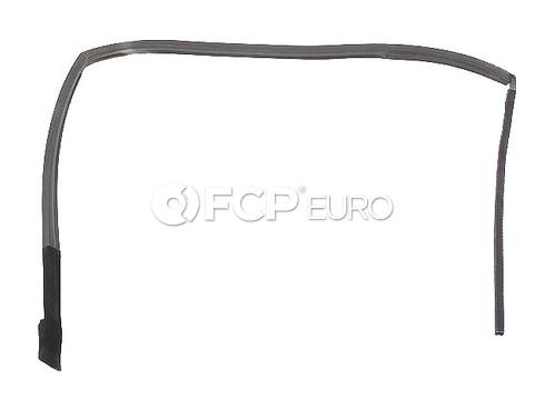 Mercedes Door Window Seal (380SLC 450SLC) - OEM Supplier 1077201278